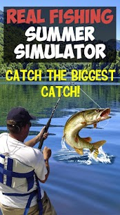 Real Fishing Summer Simulator- screenshot thumbnail