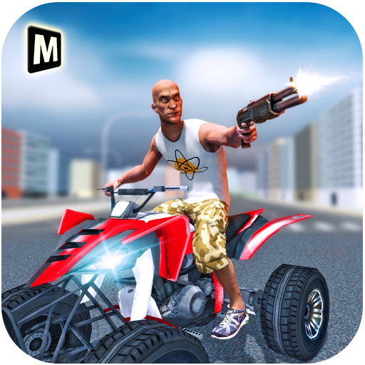 ATV Gangsters 2018: San Andreas City (game)