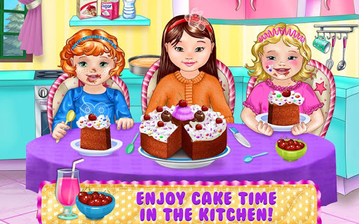 Baby Full House - Care & Play - screenshot