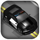 Zigzag Cop Car Racing for Kids icon