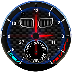 Cover art Bimmer Watch Face - Moto 360