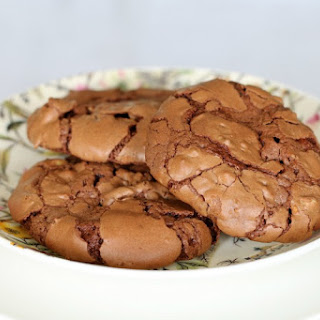 Chewy Chocolate Brownie Cookies Recipes
