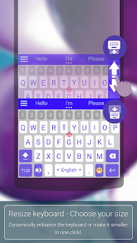 Ai.type Free Emoji Keyboard APK screenshot thumbnail 3