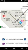 Screenshot of Manchester Metrolink