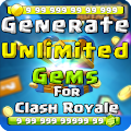 App Gems for Clash Royale prank APK for Kindle