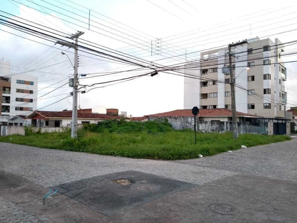 Terreno à venda, 587 m² por R$ 999.900,00 - Tambauzinho - João Pessoa/PB