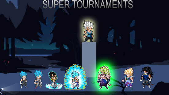 Ultra Anime Legendary champions for pc