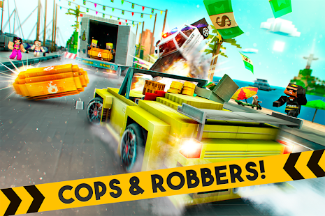 Robber Race Escape- screenshot thumbnail