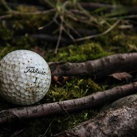 Bad lie by Casey Bebernes - Sports & Fitness Golf