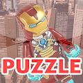 Puzzles Lego Iron Man APK for Bluestacks