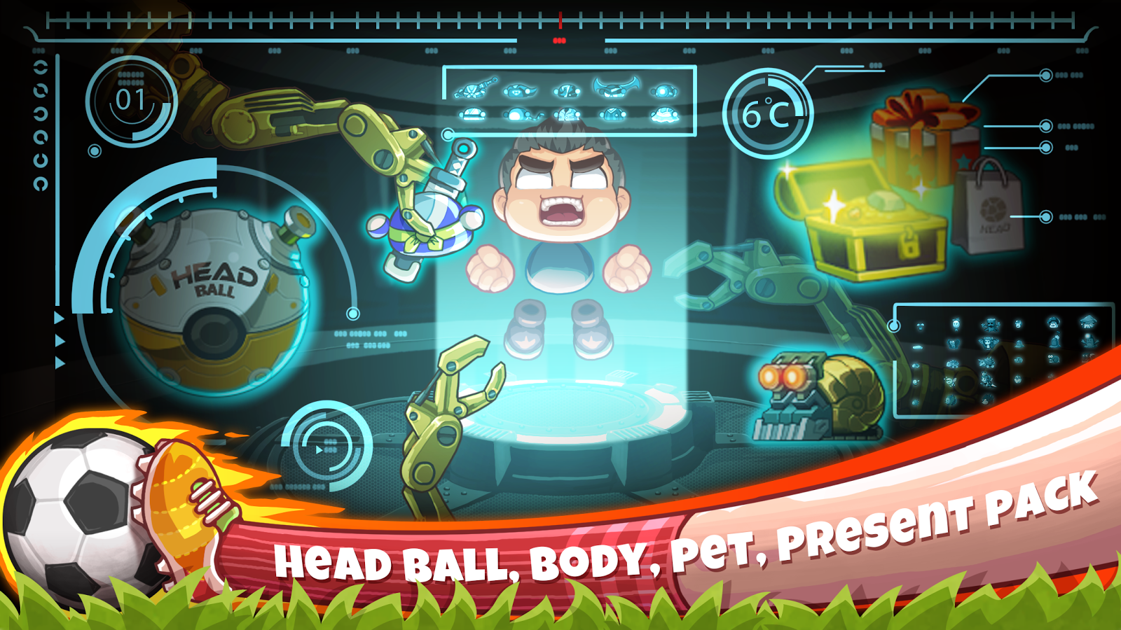 Head Soccer Screenshot 6