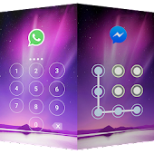 Download Full AppLock Aurora v2.8 APK