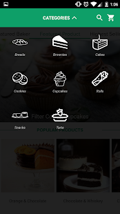 Food Palette - screenshot