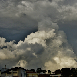 Botucatu SP Brazil by Marcello Toldi - Landscapes Cloud Formations