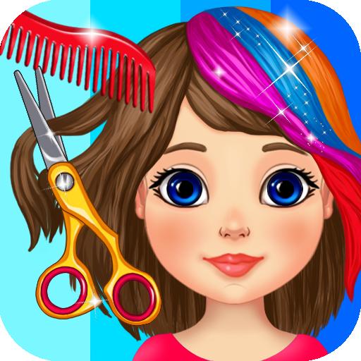 Hair saloon - Spa salon (game)