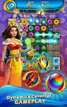 Lost Jewels - Match 3 Puzzle APK screenshot thumbnail 11