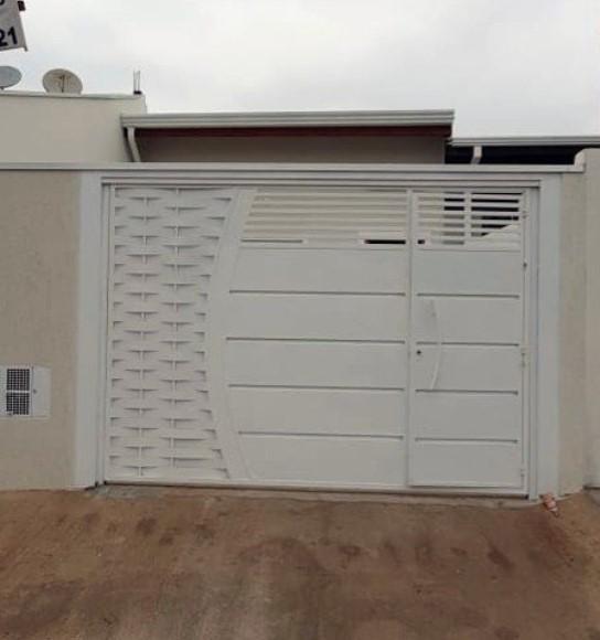 Casa com 3 dormitórios à venda, 77 m² por R$ 275.000 - Jardim Novo Cambui - Hortolândia/SP