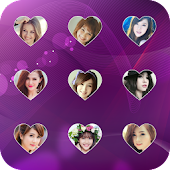Love Keypad lockscreen APK for Bluestacks