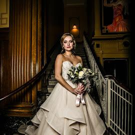by Bob DeHart - Wedding Bride