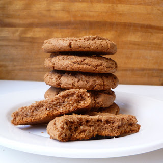 Gluten-Free Chocolate-Almond Cookies