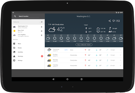 Weather 14 days APK Descargar