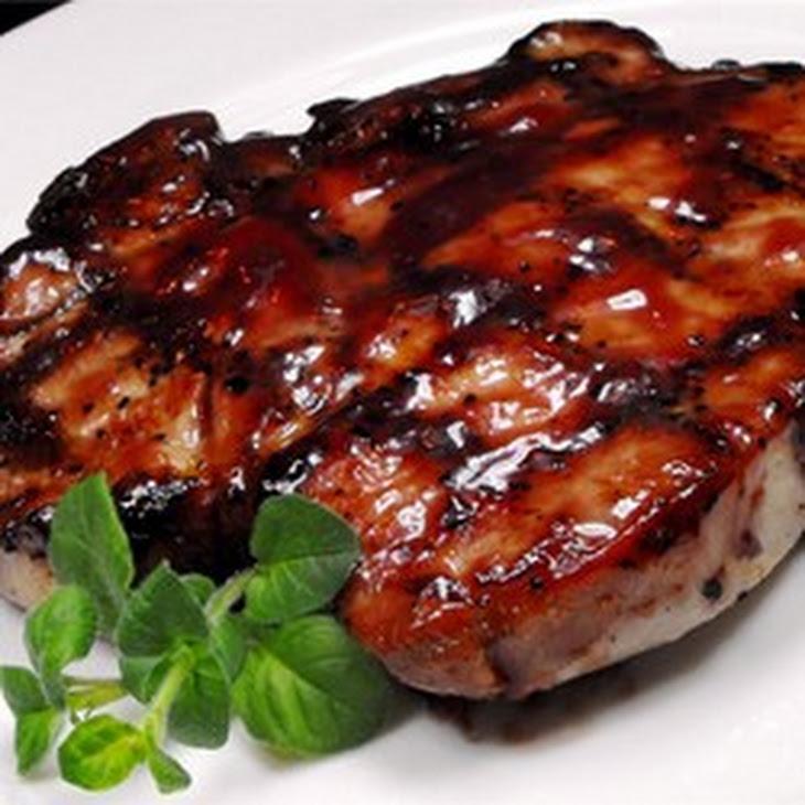 Grilled Pork Loin Chops Recipe | Yummly