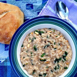 Pine Nut Risotto Recipes