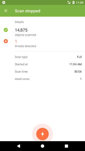 Anti-virus Dr.Web Light screenshot 6