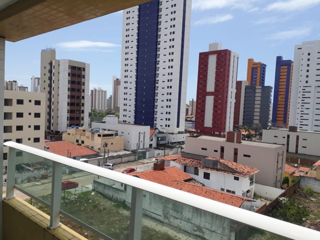 Apartamento com 3 dormitórios à venda, 126 m² por R$ 522.000,00 - Aeroclube - João Pessoa/PB