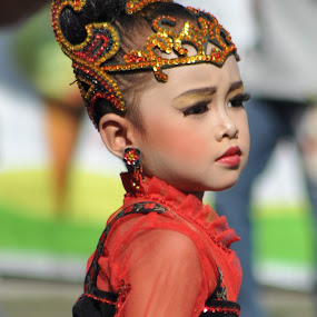 Little Dancer by Dadan Suryasaputra - Babies & Children Children Candids