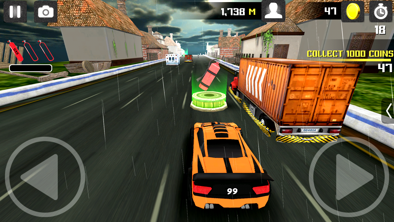 Car Racing Mania 2016 Screenshot 0