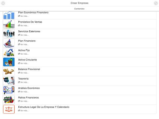 Curso de Creación de Empresas screenshot 11