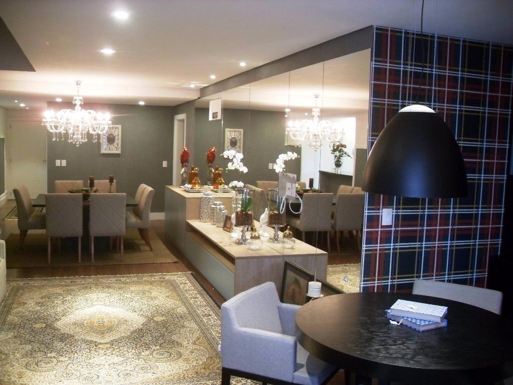 Apartamento de 4 dormitórios à venda em Centro, Gramado - RS