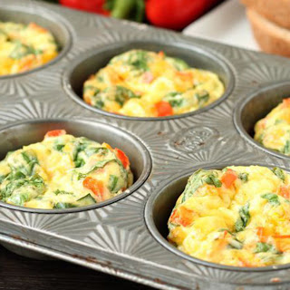 Healthy Breakfast Egg Cups Recipes