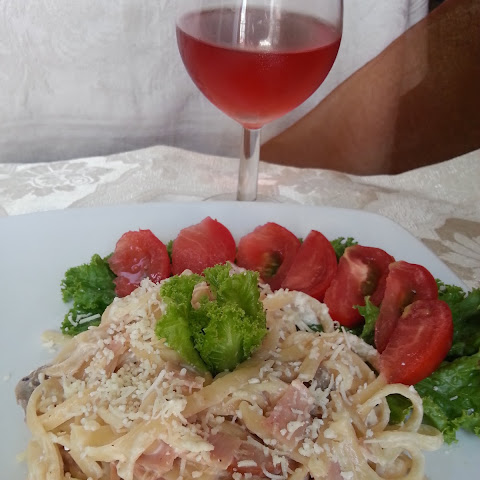 Carbonara A Family Favorite