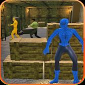 Download Spider Superhero: Underground Jail Break APK for Android Kitkat