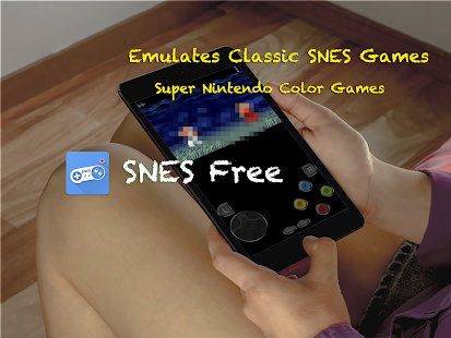 how to download snes games on android