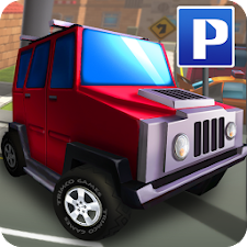 3D Car Parking Simulator Game