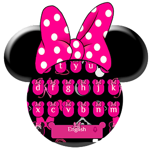 Download Pink love graffiti mouse keyboard theme For PC Windows and Mac