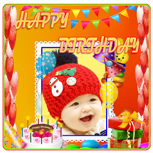 Happy Birthday Photo Frames HD APK