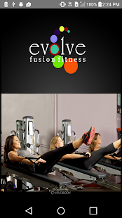 Evolve Fusion Fitness - screenshot
