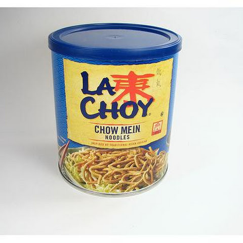 Chow Mein Noodle Candy