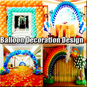 Balloon decoration design android apps on google play for Balloon decoration chicago