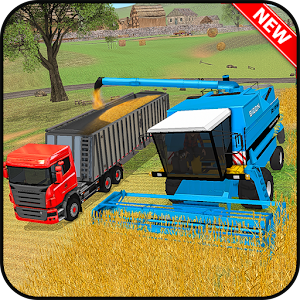 Tractor Farming 3D Simulator Icon