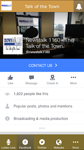 Talk of the Town - screenshot