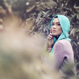 by Hafiz  Ayob - People Portraits of Women