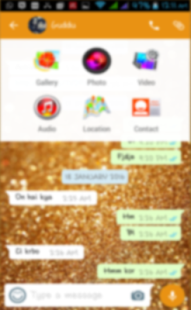 App واتس اب الذهبي بلس 2018 APK for Windows Phone