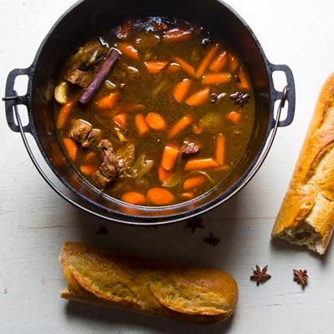 Banh Mi Bo Kho (Vietnamese Beef Stew)