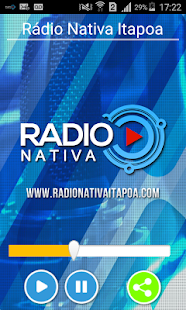 Rádio Nativa Itapoa - screenshot