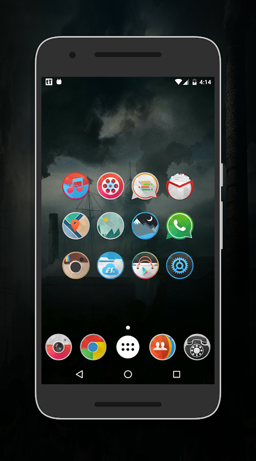 SwishHD - Icon Pack Screenshot 1
